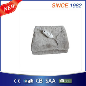Hot Sell Popular and Comfortable Over Electric Blanket pictures & photos