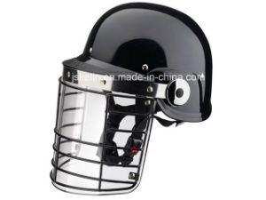 Reinforced German Style Anti Riot Helmet pictures & photos
