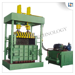 Automatic Metal Baler