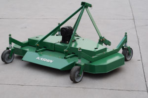 Three Blades Rotary Lawn Mower Made in China pictures & photos