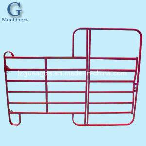 OEM Customized Metal Livestock Farm Fence Panel pictures & photos