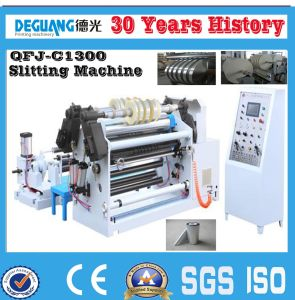 Slitting Machine for Aluminum Foil in Sale pictures & photos