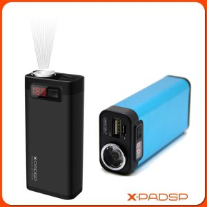 4400mAh Portable Battery Power Bank Charger with Flashligh