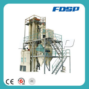 China Best Selling Small Feed Mill Plant Animal Feed Pellet Production Line pictures & photos