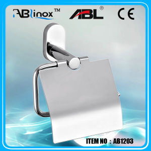 Stainless Steel Bathroom Accessories Paper Holder AB1203