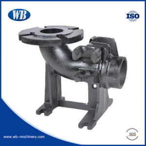 Grey Iron Casting, Cast Iron Water Pump Parts