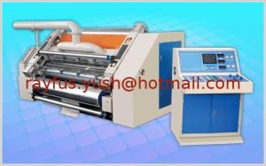 Automatic 3/5/7-Ply Corrugated Cardboard Manufacturing Plant pictures & photos