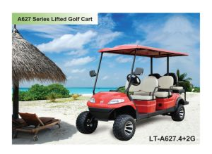 Lvtong Brand 6 Person Electric Car for Golf Use pictures & photos