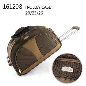 Nylon Luggage Travel School Trolley Suitcase Sports Duffle Bag pictures & photos