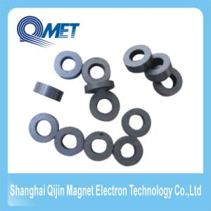 Strong Strontium Ferrite Ring Magnets with ISO9001