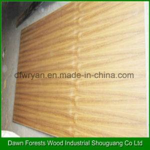 Teak Veneer Plywood Fancy Plywood pictures & photos