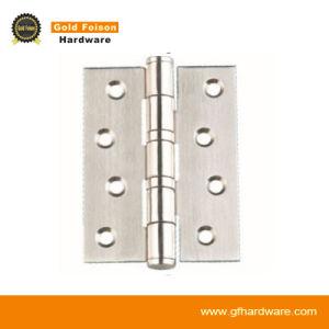 S. S Door Hinge with Square Corner/ Cabinet Hardware (4X3X3) pictures & photos