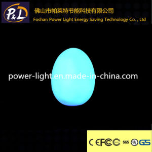 Children Bedroom Display Egg Shape LED Night Light pictures & photos
