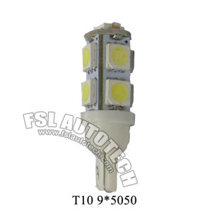 Samsung LED Car Lamp T10 9SMD pictures & photos