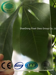 Ultra Clear Solar Patterned Glass