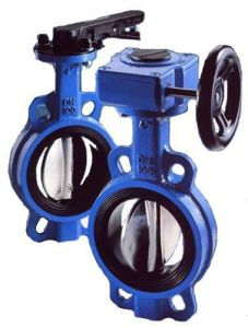 Centerline Wafer and Lug Type Butterfly Valves pictures & photos