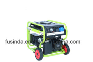 2017 Electric Starter Home Use Gasoline Generator with Saso pictures & photos