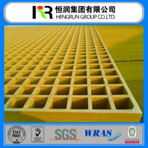 Fire Resistant GRP Grating pictures & photos