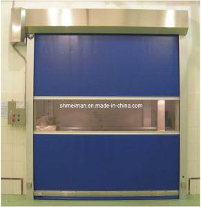 Rapid Roll up Door -12 / CE Certified pictures & photos
