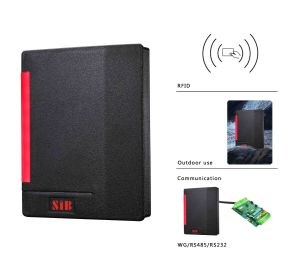 Waterproof Plastic RFID Card Reader (RF003E) pictures & photos