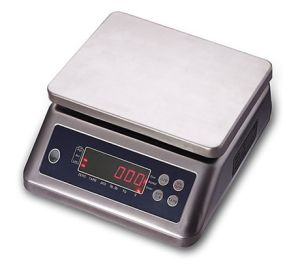 Digital Electronic Stainless Steel Weighing Counting Table Scale 30kg pictures & photos