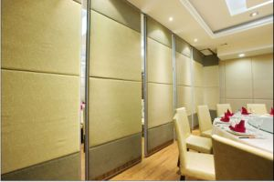 Acoustic Movable Wall Partitions for Restaurant, Hotel pictures & photos