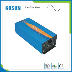 4000W Pure Wave Inverter 24VDC to 220AC Made in China pictures & photos