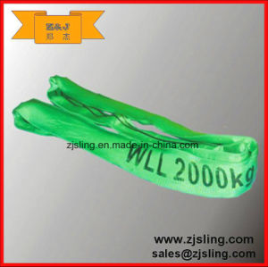 En1492-1 1t Polyester Endless Round Webbing Sling L=3m (customized) pictures & photos