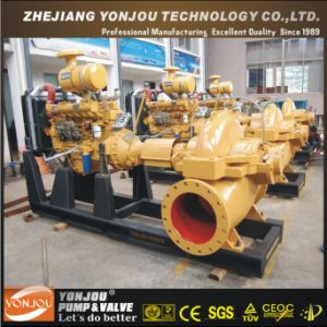 Self-Priming Water Diesel Engine Pump pictures & photos