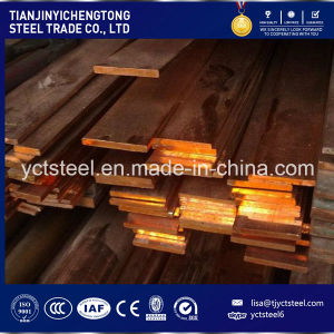 Flat Copper Bar C11000 C12200 Price Per PC pictures & photos
