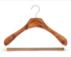 Luxury Wooden Coat Hanger