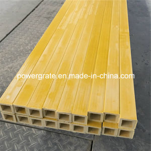FRP Profile Fiberglass Square Tube pictures & photos