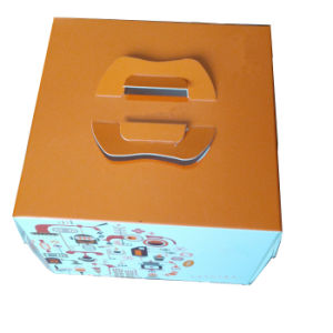 Paper Printing Packaging Cake Box