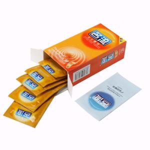 10PCS Long Time Sex Condom Adult Lemon Whorl Condoms Sex Toy for Man pictures & photos