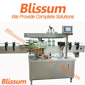 Fast Speed and Stable Adhesive Labeling Machine pictures & photos