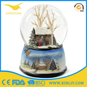Hot Selling Wholesale Price Christmas Snow Ball for Gift pictures & photos