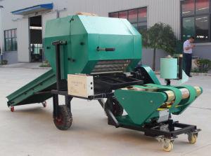 Automatic Silage Round Baling Machine & Film Wrapping Machine (Electric Power) , Silage Baler Machine