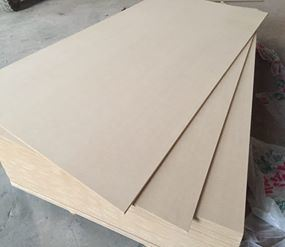 2.5mm Raw Plain MDF Board pictures & photos