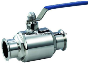Stainless Steel 2PC Sanitary Ball Valve pictures & photos