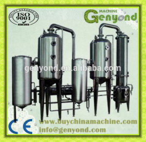 Stainless Steel Film Evaporator for Condensed Milk pictures & photos