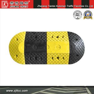Reflective Heavy Duty Traffic Speed Safety Industrial Rubber Bump (CC-B16) pictures & photos