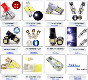 LED 3157-T20-3528-60 SMD Double Color Auto Lighting Styling LED Canbus LED Lamp pictures & photos