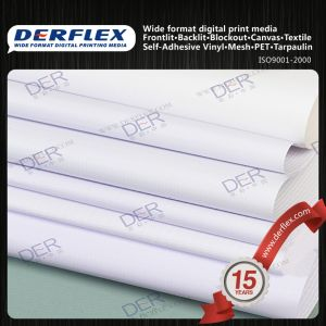 PVC Banner Rolls for Digital Printing, Frontlit, Lona De Imprimir pictures & photos