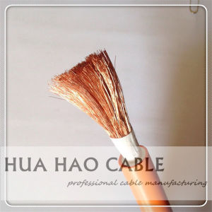 Hgih Quality Electrical Cable 16mm2 25mm2 35mm2 50mm2 70mm2 95mm2 Welding Cable pictures & photos