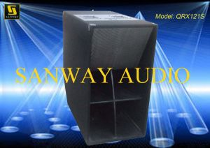Qrx121s Single 21′′ Outdoor PA Subwoofer Audio pictures & photos