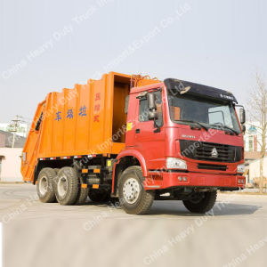 Sinotruk HOWO Compaction Garbage Truck pictures & photos