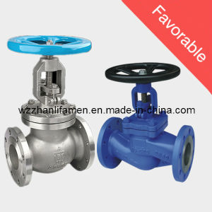 Globe Valve J41h (API, DIN, GB) pictures & photos
