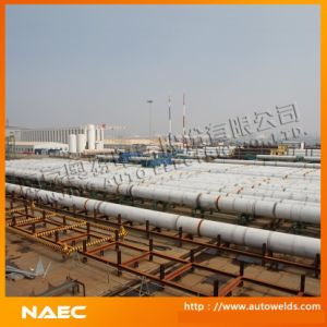 Pipeline Joining and Fabrication Production Line pictures & photos