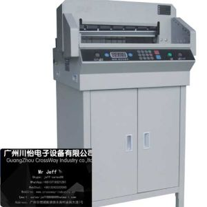 High Quality Digital Paper Cutter 4606r with Program-Controlled