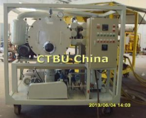 Vacuum Dielectric Fluids Transformer Oil Purification System pictures & photos